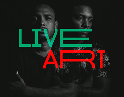 LiveArt   Branding