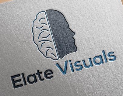 Visuals Logo Design