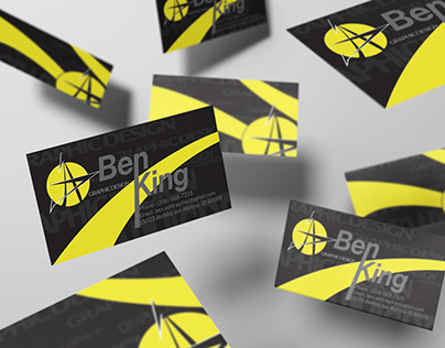 Project 2 Business Card