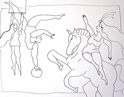 Drawings &c