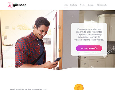 güenas website
