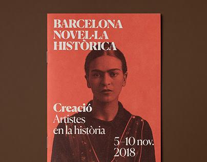 Barcelona Novel·la Històrica 2018