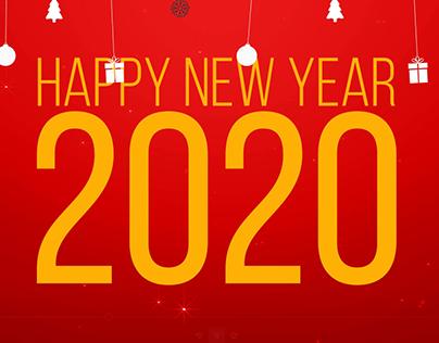 MOTION DESIGN   HAPPY NEW YEAR