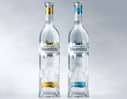 Vodka Tumanovka