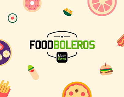 UBER EATS / FOODBOLEROS