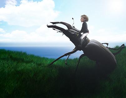Bug Rider