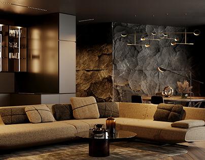 ALTER EGO - Apartment Design