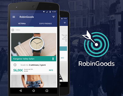 RobinGoods Android App