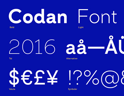 Custom Type Development - Codan Insurance, Denmark