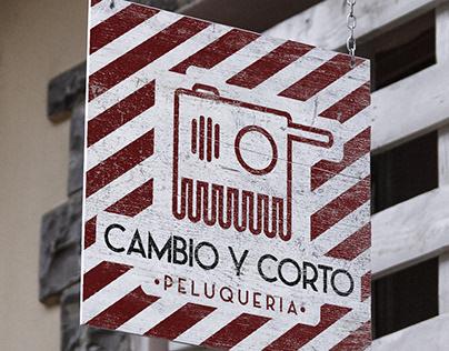 CAMBIO Y CORTO
