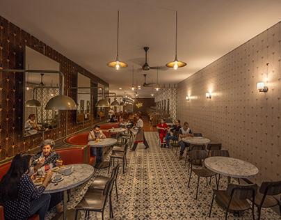 ASTOR / Diseño Restaurante