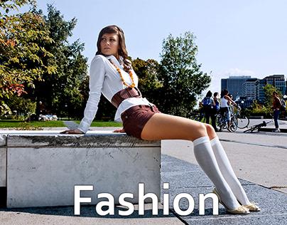 Fashion Sampler