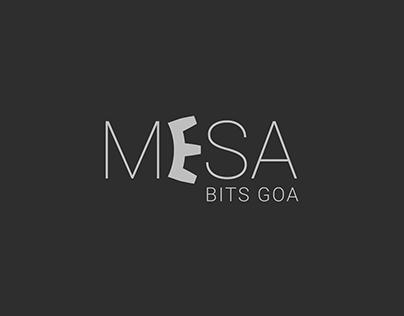 MESA | Logo Storyboard