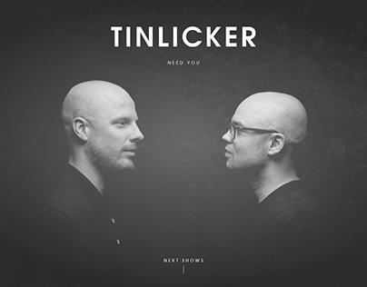 Website Redesign - Tinlicker