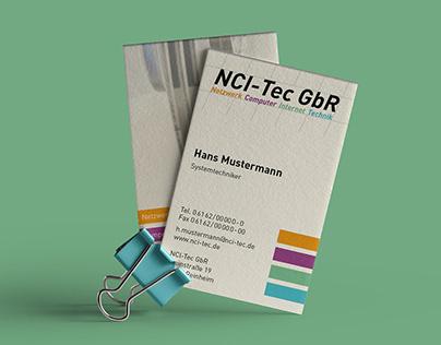 NCI-Tec GbR | Visitenkarten