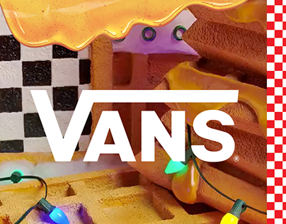 Vans Holiday Lettering