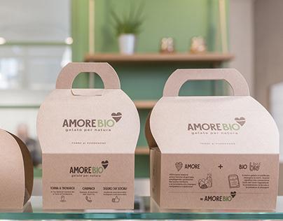 AmoreBio / Branding and communication