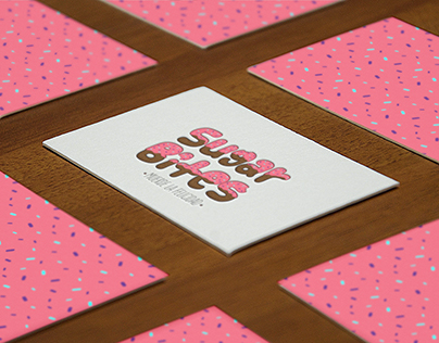 Sugar Bites Branding