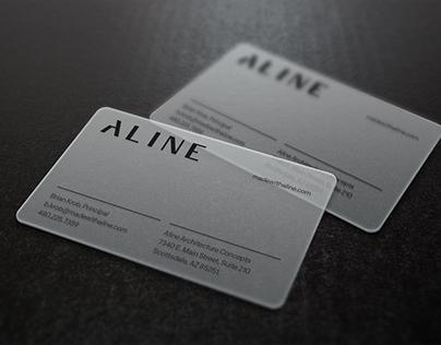 Aline Architecture Brand Identity