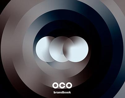Brand book for OCO