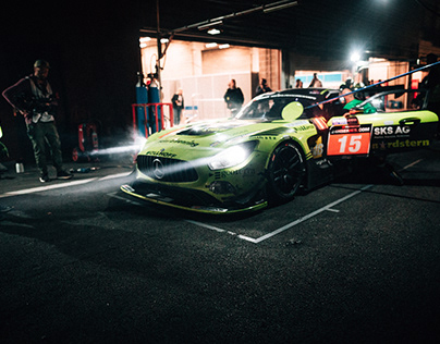 24h GT Series   Spa Francorchamps
