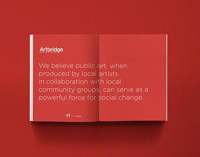 ArtBridge's Brand Book