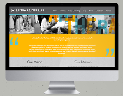 Lefika La Phodiso Website