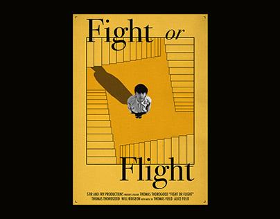 'Fight Or Flight' Key Art
