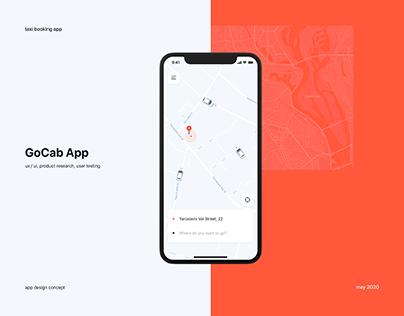 GoCab App