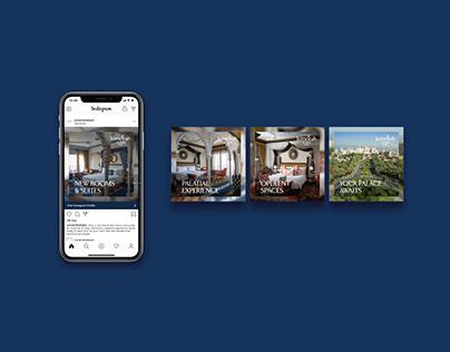 Jumeirah Hotels & Resorts - Digital Marketing
