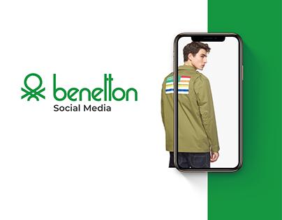 Benetton   Social Media
