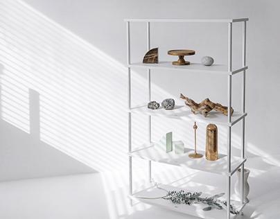 OBFM : Module shelves