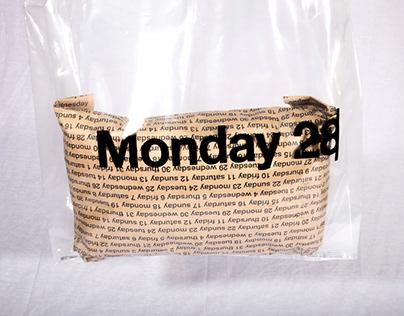 Monday 28 - Brand Identity