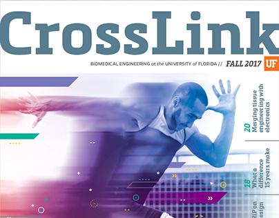 CrossLink Magazine - UF Bioengineering