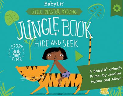 Jungle Book Hide and Seek