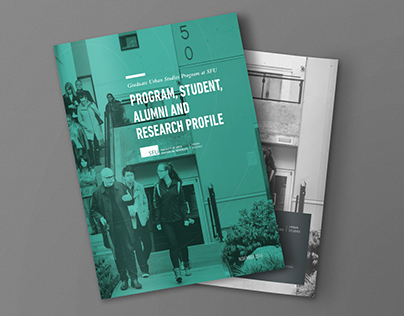 SFU Urban Studies Profile Folder