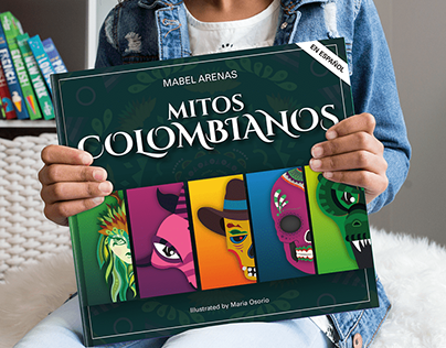 Colombian Myths Books and Products