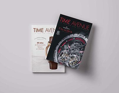 Revista Time Avenue