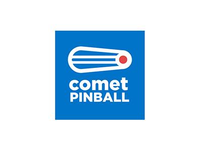 Branding - Comet Pinball