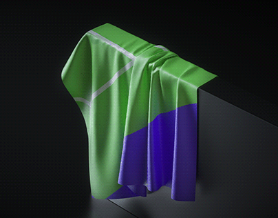 The Essential Geometry of Fields — Silk Scarves
