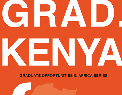 Books - Graduate Opportunities in Africa Series
