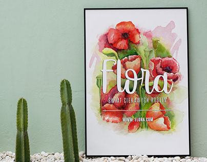 Poster of Flora