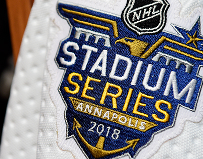 2018 NHL Stadium Series Event Brand
