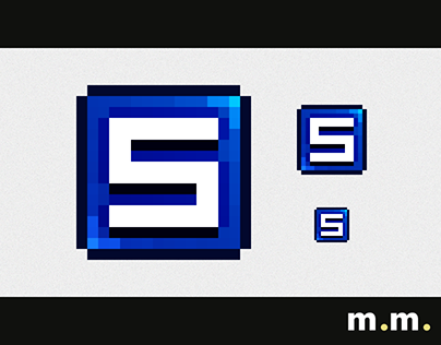2018 / Pixelart Favicon for Side Project (16x16)