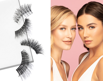 Ardell Naked Lash 360 Campaign