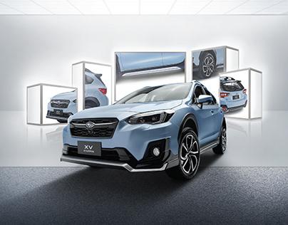 Subaru XV GT Campaign