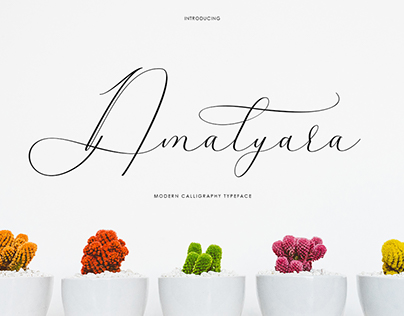 Amalyara Font