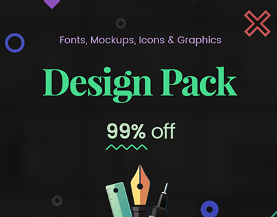 Ultimate Creative Design Resources Bundle