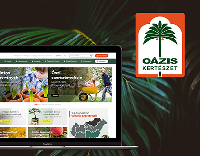 OÁZIS Garden redesign