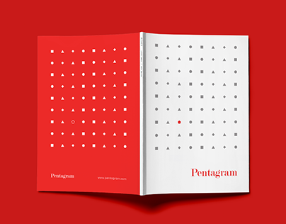 Monograph / Tribute to Pentagram